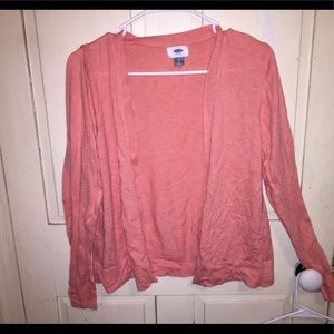 Old Navy Coral shawl size large.